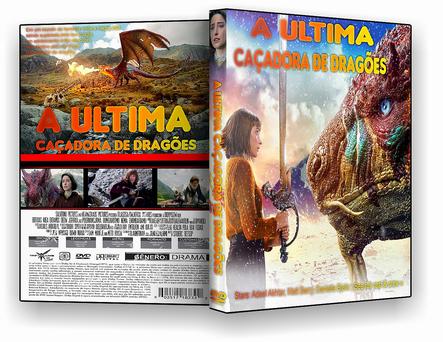 DVD – A Ultima Caçadora de Dragoes – ISO