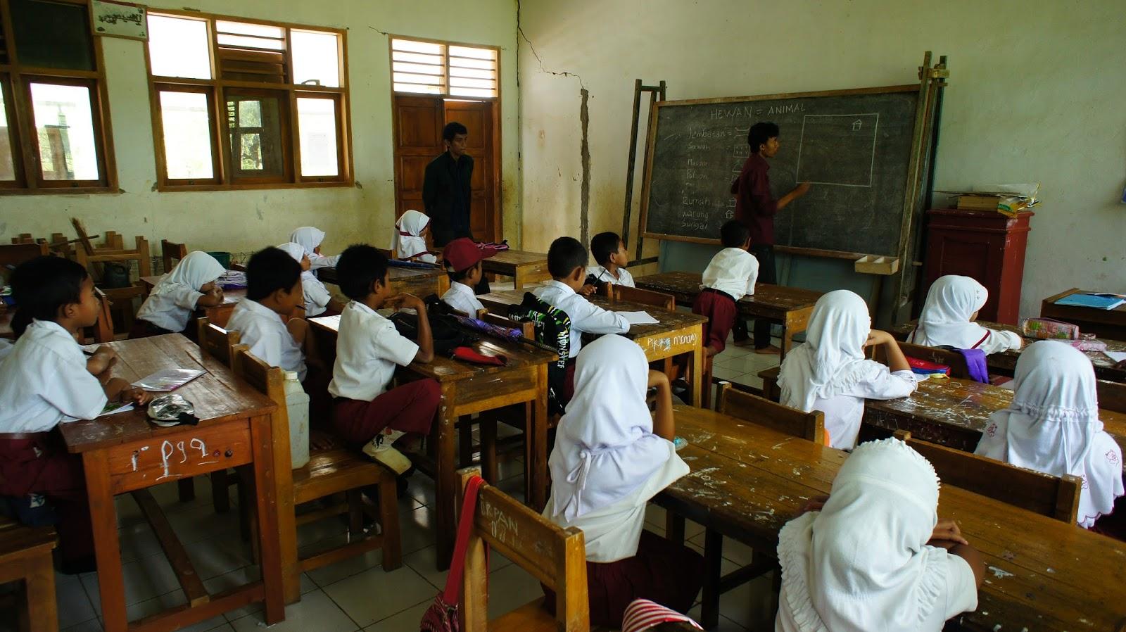SDN Mekarsari Lebak Banten