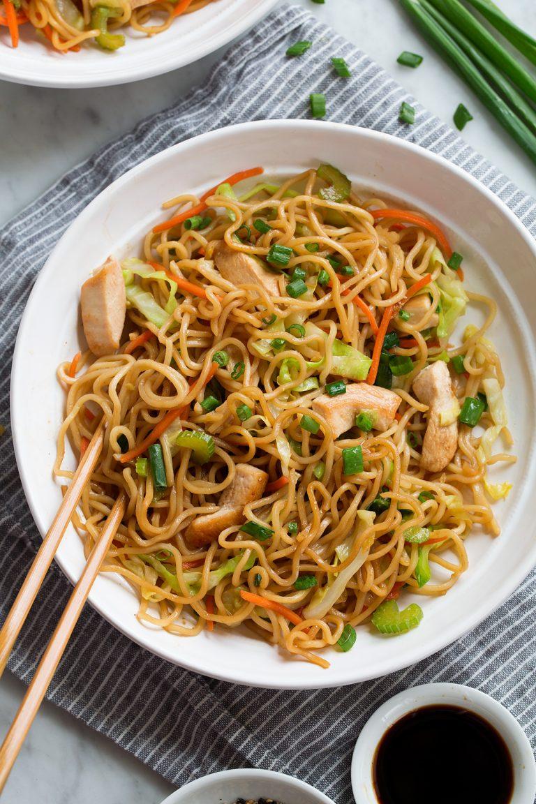 #Chicken #Chow #Mein #recipe