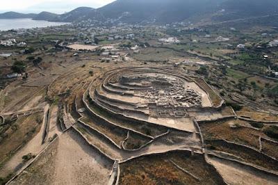 Περὶ τῶν Κυκλάδων νήσων