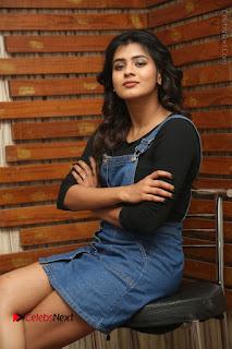 Actress Hebah Patel Stills at Nanna Nenu Naa Boyfriends Movie Interview  0051.JPG