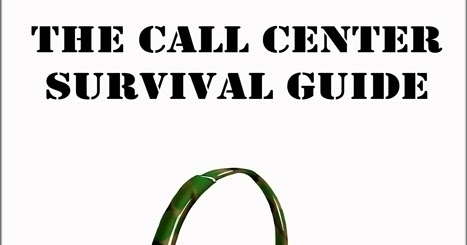 The Online Home Of Randolph Lalonde: Call Centre Survival