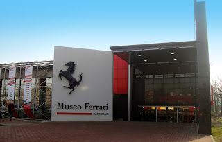 Ferrari Building Wallpapers