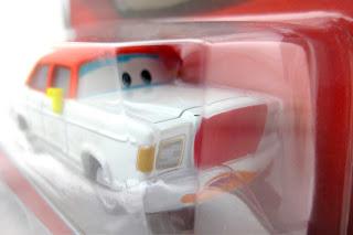 pixar circus cars