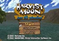 Harvest Moon StH