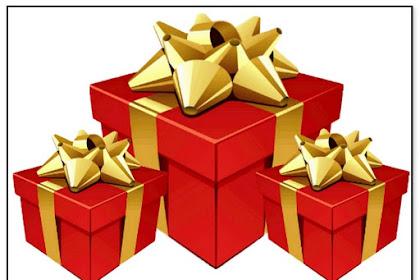 Hadiah Untuk Anak Tersayang