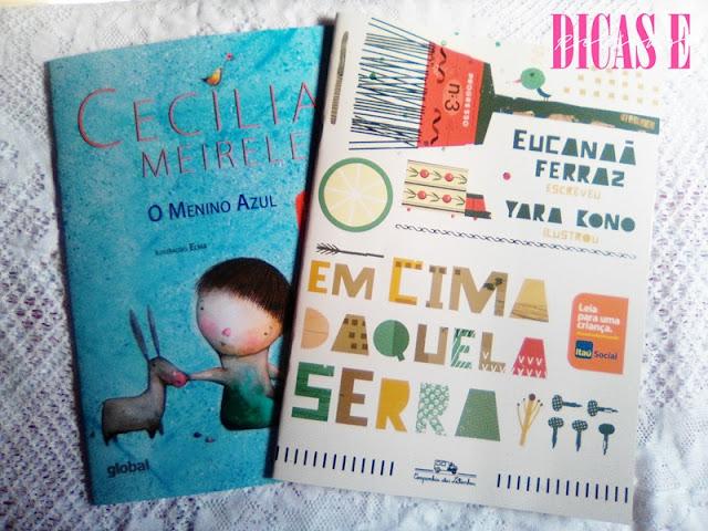 Livros grátis da coleção Itaú Criança 2017
