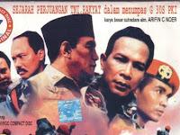 Jadwal Giat Nobar Film G 30 S/ PKI, wilayah Kodim 0507 Bekasi