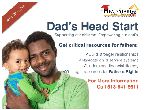 Dad's Head Start