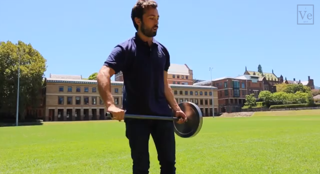 Watch The Anti-Gravity Wheel More Explained