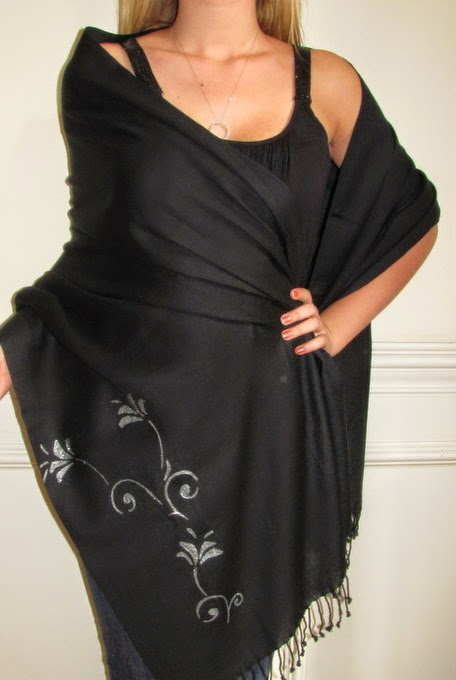 How to Shop For Evening Shawls And Wraps For All Seasons ...