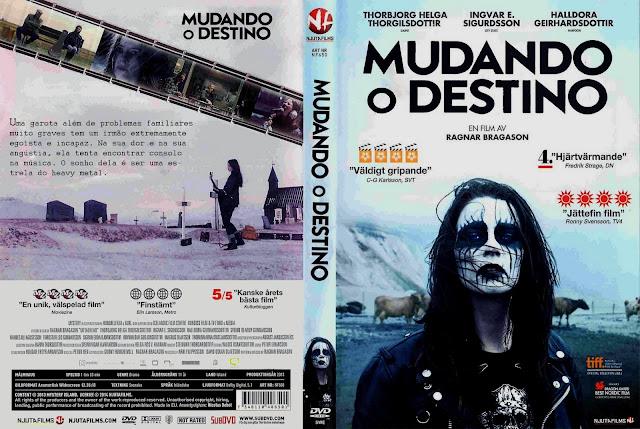 Capa DVD Mudando O Destino
