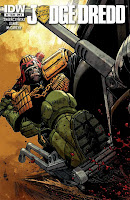 Judge Dredd #2 Cover