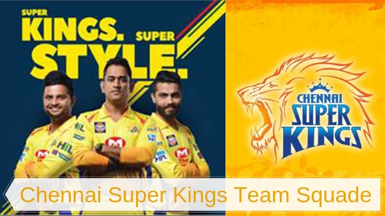 csk team squade in ipl 2019