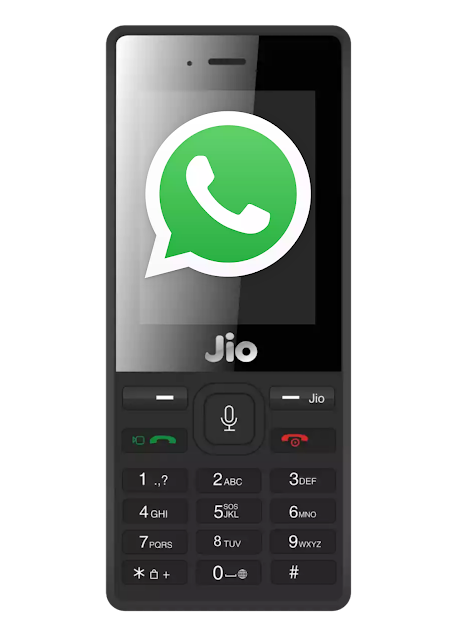 How To Use Whatsapp In Jio phone?