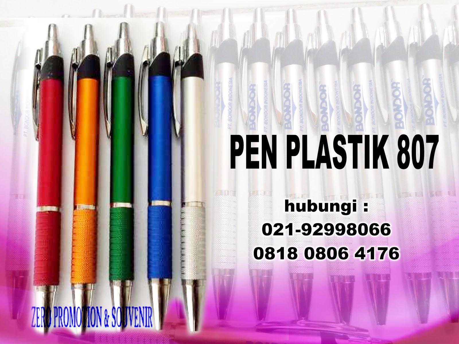 Pulpen Seminar Eksklusif 807, pen plastik 807, pulpen promosi 807, pen ...