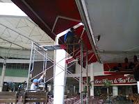 awning gulung tangrang