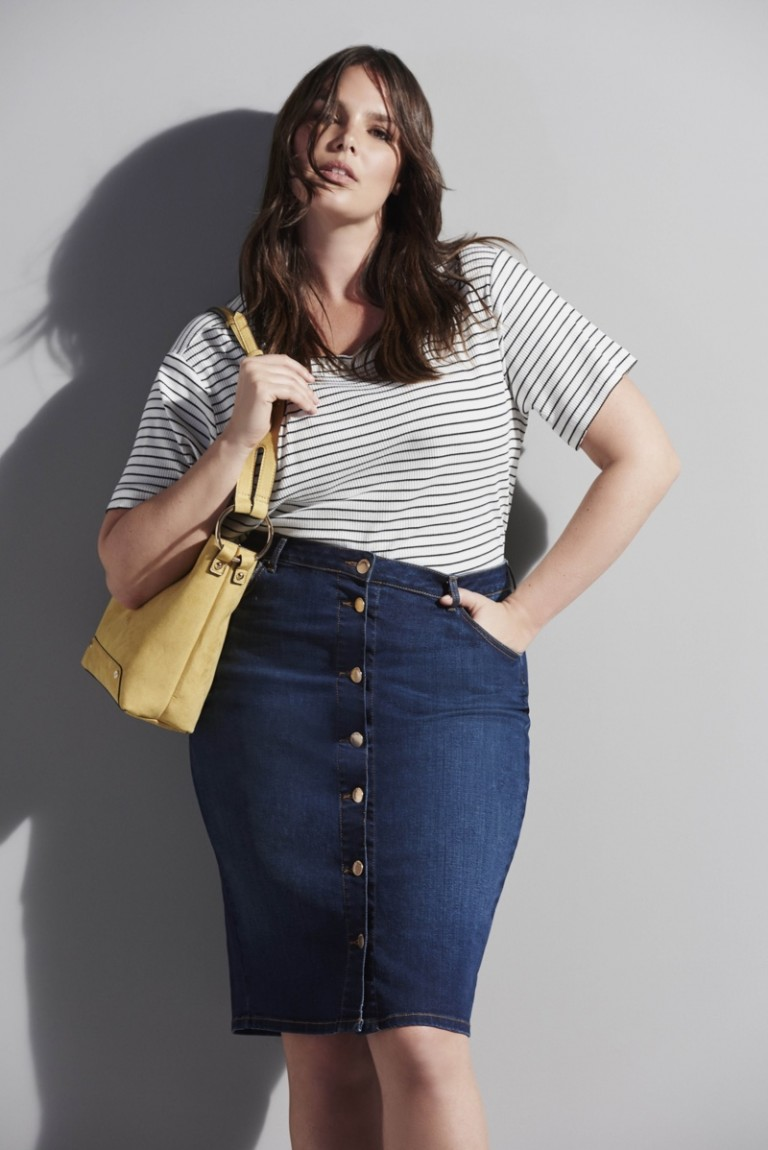 River Island brings Plus Size Spring designs