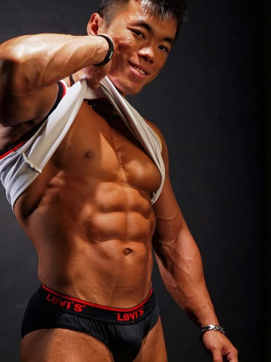 Chinese muscle coach
