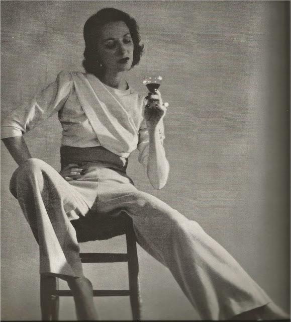 2 December 1940 worldwartwo.filminspector.com Tom Brigance Harper's Bazaar Martin Munkacsi