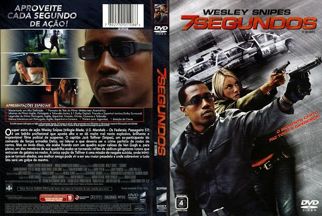 Capa DVD 7 SEGUNDOS
