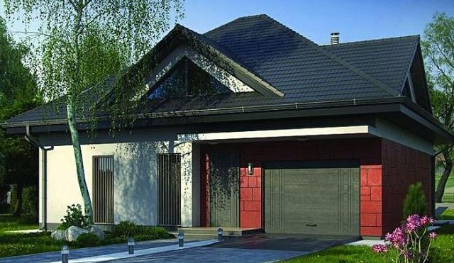 Plano de casa de 123 m2 planos de casas gratis y modernas for Casas modernas de 80 metros