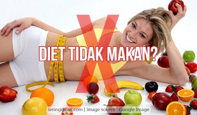 Kesalahan Diet yang Harus Kamu Ketahui