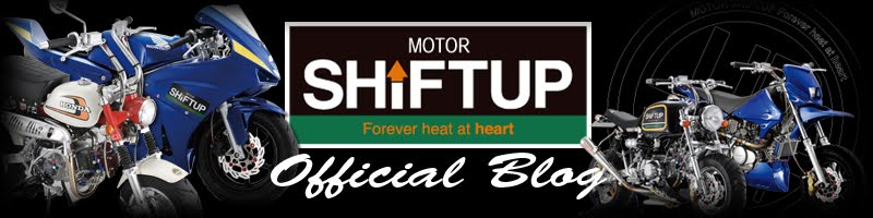 MOTOR SHIFTUP OFFICIAL BLOG