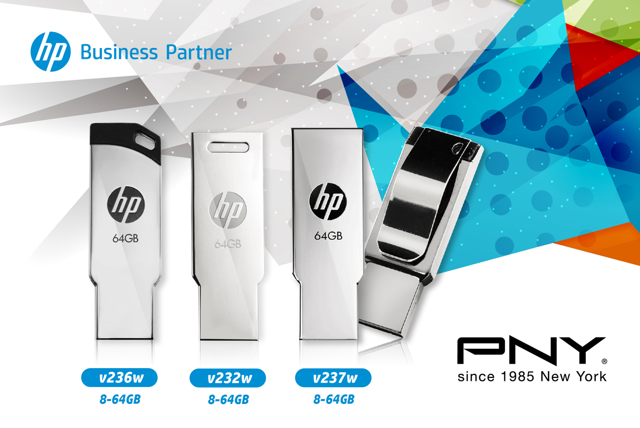 HP v236w/v232w/v237w USB Flash Drives