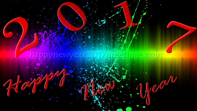 New Year 2017 Wishes HD Wallpapers Download Free
