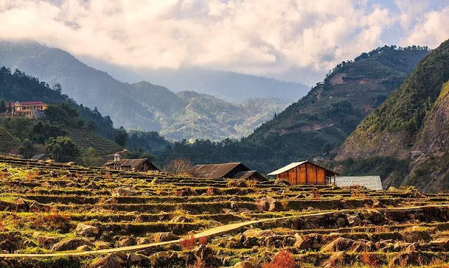 The Most Attractive Trekking Trails in Sapa 1