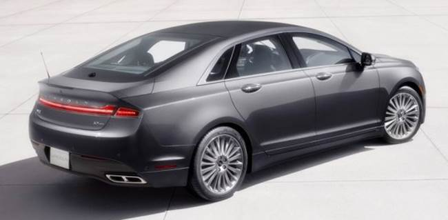 2018 Lincoln Town Car Reviews Auto Review Release