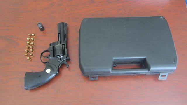 Συνελήφθη 29χρονος για παράνομη οπλοκατοχή