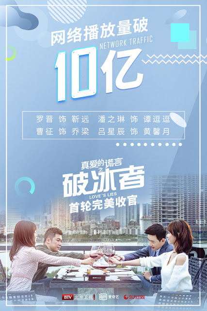 Love's Lies Luo Jin network traffic