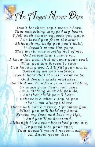 Ella Forever: Pregnancy/Infant Loss Poems & Quotes