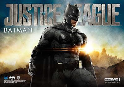 Batman tratto da Justice League della Prime 1 Studio
