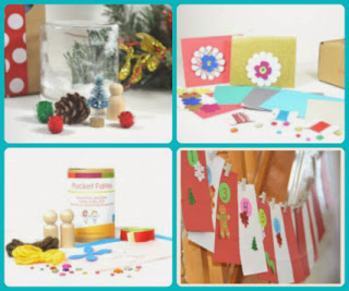 happy trunk hliday craft kits