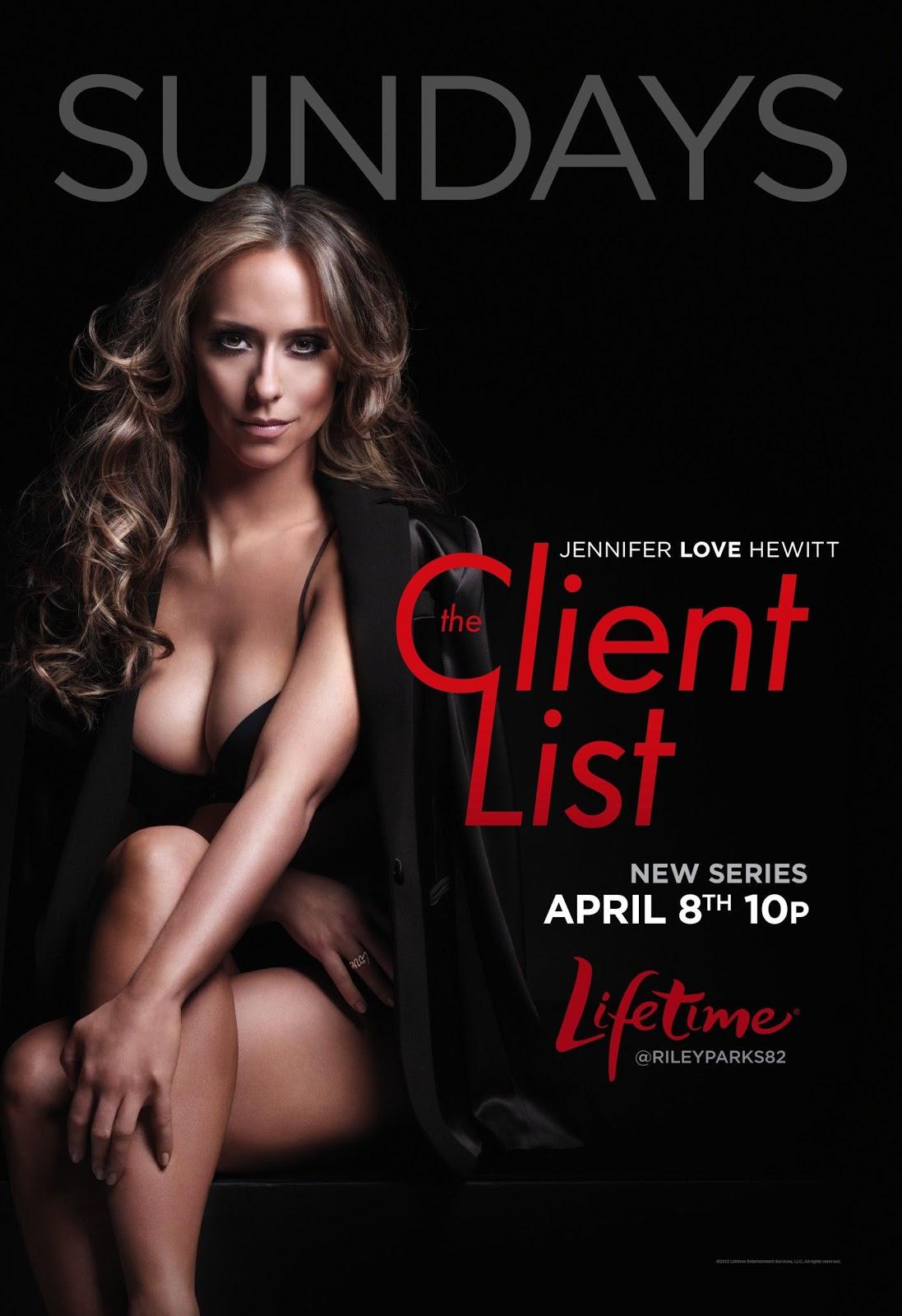 Jennifer Love Hewitt – The Client List Ads | Sinlung