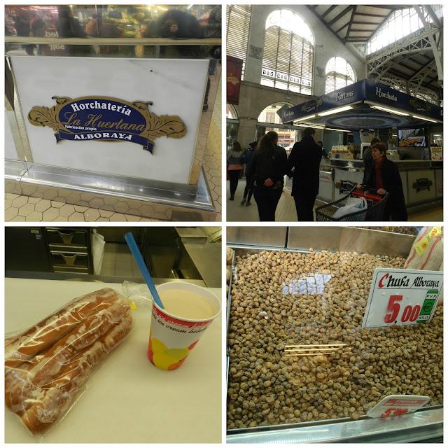 Mercado Central de Valência, Espanha