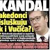 Serbische Medien: Zaev hat Vučić abgehört - Kosovo Grund für Abzug der Diplomaten