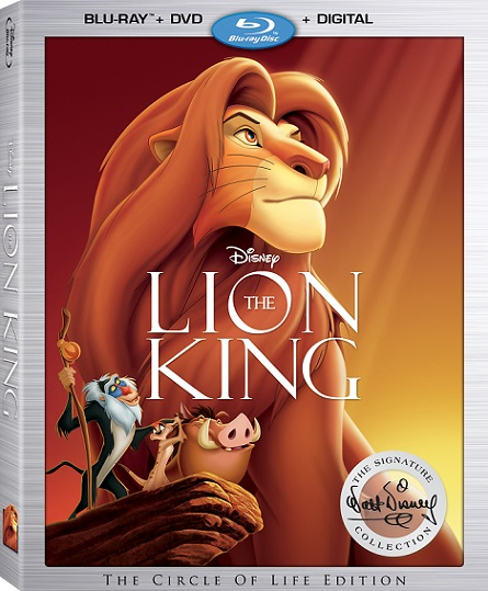 The Lion King (El Rey León) (1994) 720p y 1080p BDRip mkv Dual Audio AC3 5.1 ch