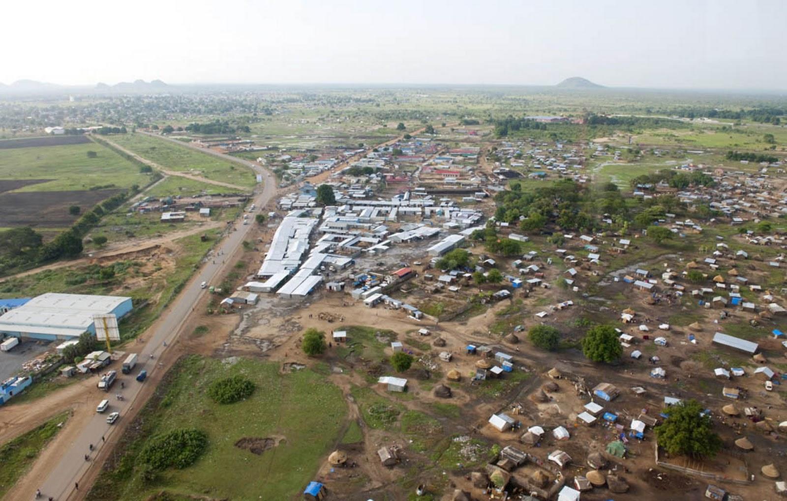 Juba | Capital do Sudão do Sul