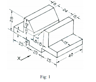 JNTUK 09A10591 ENGINEERING DRAWING 2011 Question Paper