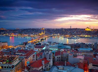 Kondisi Geografi dan Iklim Turki