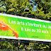 Les Arts s'invitent au Jardin Botanique !