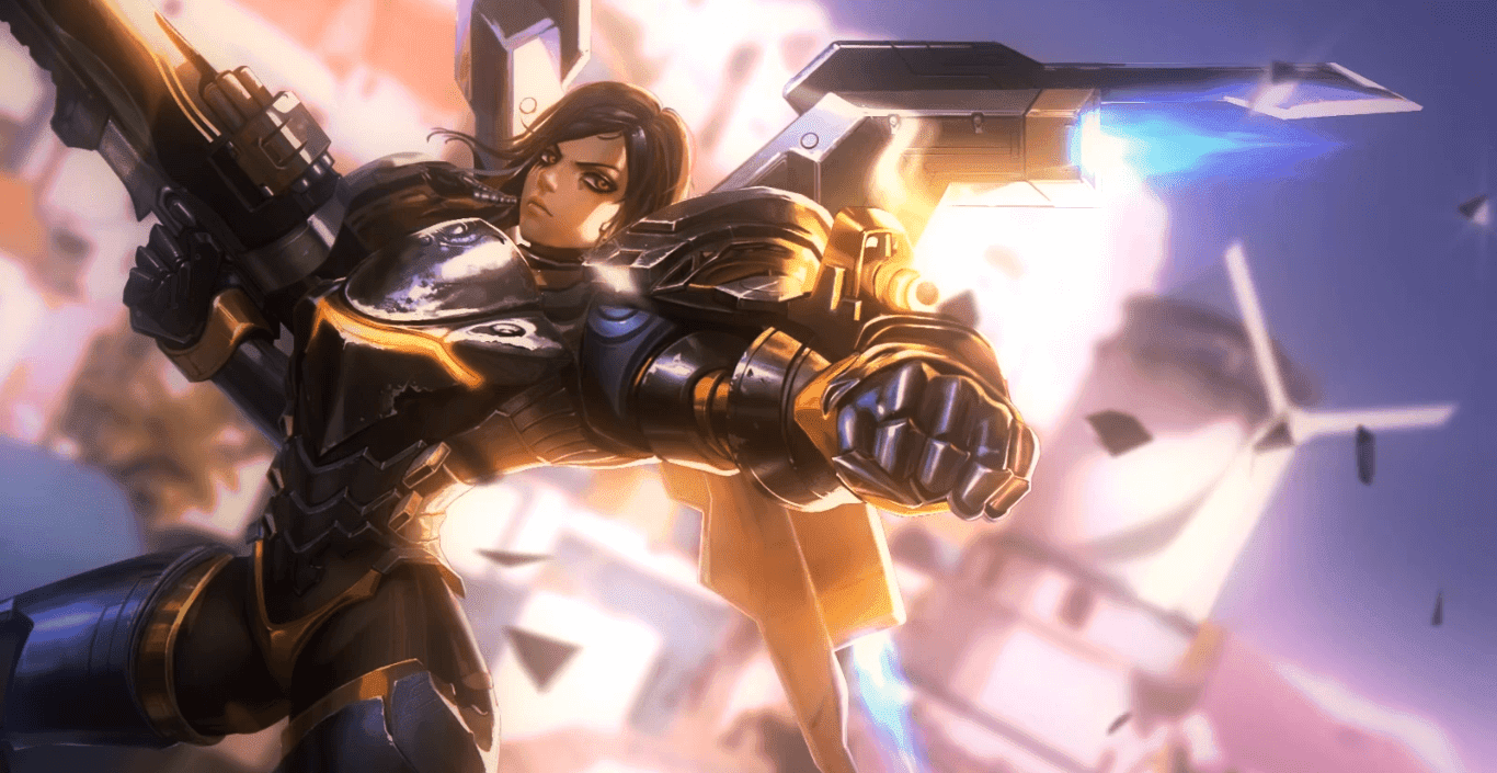 Pharah | Animated Wallpaper - Overwatch [Wallpaper Engine Free]