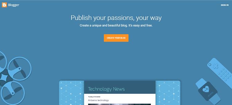 cara membuat blog, apa itu blog