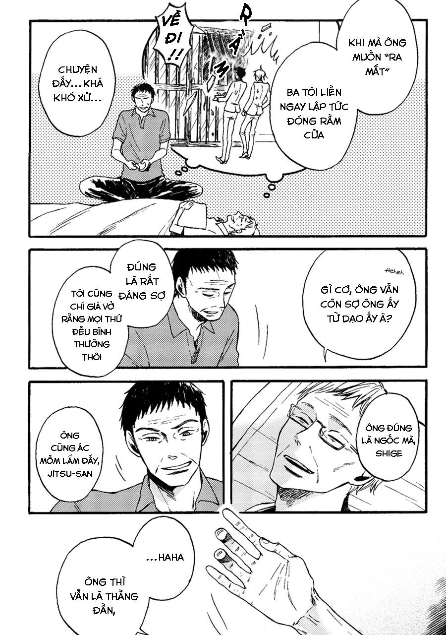 Nhìn lần cuối những kí ức ngày xưa - Tác giả UMEMATSU Machie - Trang 15