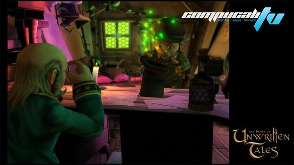 The Book of Unwritten Tales Digital Deluxe Edition PC Full Español