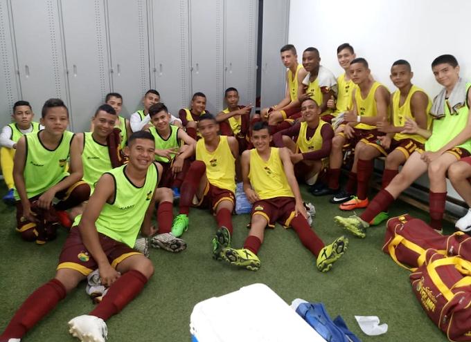 Selección Tolima Infantil logró el objetivo: Se clasificó a la final del Campeonato Nacional